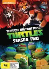Teenage Mutant Ninja Turtles : Season 2 (DVD, 2015, 4-Disc Set)
