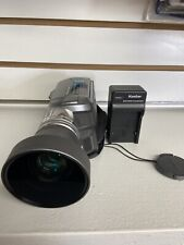 Panasonic Pv-Gs320 Camcorder - Silver 3Ccd camera With Wd-h43 Lens