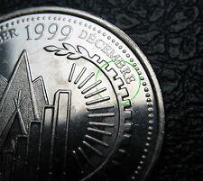 Sept 1999 25c Canada Quarter Millennium Series Hair Die Chips Error Variety