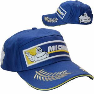 NEW MICHELIN TYRES MAN BASEBALL CAP F1 FORMULA 1 MOTOGP PODIUM WRC RACE HAT
