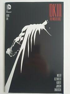 Dark Knight III: The Master Race #1 DC Comics November 2015