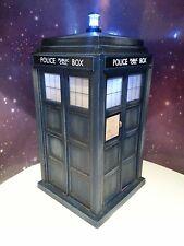 Doctor WHO DR 9 10TH Tempo di Guerra BATTLE Tardis Volo di controllo elettronico giocattolo personalizzato