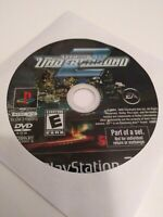 Need for Speed: Underground 2 (Sony PlayStation 2, 2004) Disc Only - Tested