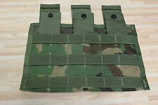 US ARMY  Triple  Pouch Woodland Camouflage