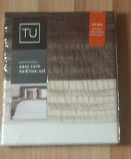 Sainsbury TU Duvet Set with pillow case