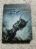 The Dark Knight (Blu-ray Disc, 2012, Steelbook)