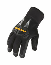 Ironclad  Black  Universal  Large  Synthetic Leather  Cold Weather  Gloves