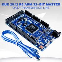 DUE R3 Board SAM3X8E 32-bit ARM Cortex-M3 Control Board Module For Arduino US