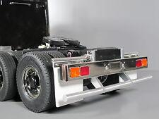 Aluminum Rear Bumper Guard for Tamiya RC 1/14 King Hauler Globeliner Semi Truck