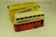 DINKY TOYS GB.   DOUBLE DECK BUS.  REF: 290
