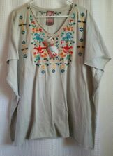 Cotton Blend Tops Johnny Was Blouses For Women Ebay