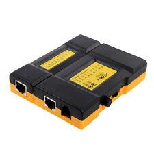 COLEMETER mini pro Ethernet Network LAN Cable RJ45/RJ11 Tester Tool