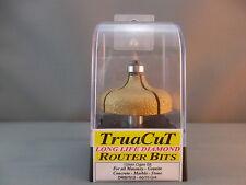 Router Bit- 10mm DIAMOND OGEE Bit DRB7512 (TruaCuT)