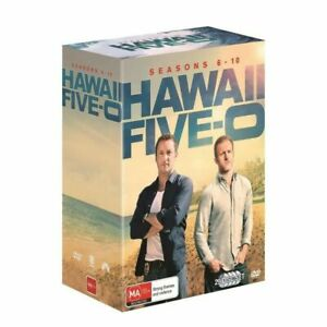 Hawaii Five-O Seasons 6-10 (DVD, 29-Disc Set) NEW