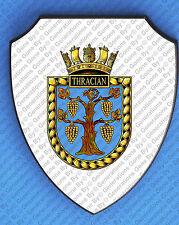 HMS THRACIAN WALL SHIELD