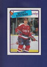 Scott Stevens 1988-89 O-PEE-CHEE Hockey #60 (MINT)