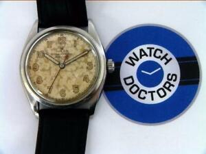 10% SALE Gents 1946 Vintage Rolex Oyster Speed King Watch (454WRR)