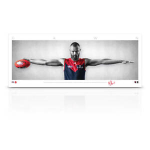 Max Gawn Signed Melbourne Demons Mini Wings Official AFL Print ONLY BRAND NEW