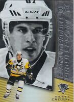 SIDNEY CROSBY NO:PP-12 PLATINUM PROFILES in UD TIM HORTONS 2017-18    a