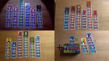 130 topps Match Attax (2011/12) Karten aus allen Teams+Münze und 11 extra Karten