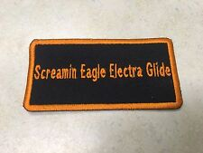 HARLEY DAVIDSON Screaming Eagle Electra Glide Patch
