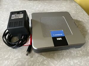 Linksys RTP300 2 Phone Port 4 Ethernet 10/100 Port Wired Router RTP300-VD