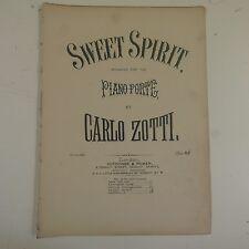 salon piano SWEET SPIRIT carlo zotti
