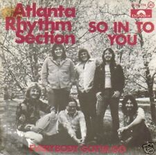 ATLANTA RHYTHM SECTION-SO IN TO YOU SINGLE 1977