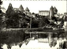 Semur en Auxois Cote d'Or Frankreich CPA ~1950/60 Les Tours Blick auf die Türme