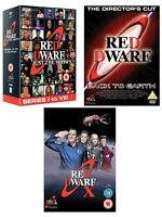 ❏ Red Dwarf - Series 1 - 10 Complete Collection DVD Set ❏ 1 2 3 4 5 6 7 8 9 10 X