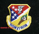 49th TACTICAL FIGHTER WING HAT PATCH HOLLOMAN AFB AIR COMBAT COMMAND PIN UP USAF