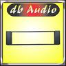 MA/084 Mascherina Autoradio Seat Leon 1 DIN Adattatore Cornice Vano Radio