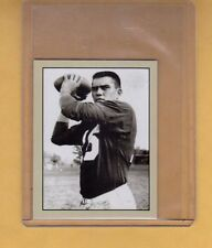 Roman Gabriel, rookie season '62 Los Angeles Rams, Lone Star limited edition