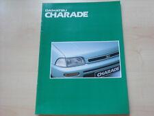 52580) Daihatsu Charade Prospekt 07/1993
