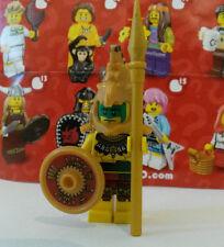 LEGO® 8831 Minifiguren Serie 7 Nr. 2 Aztekenkrieger Unbespielt