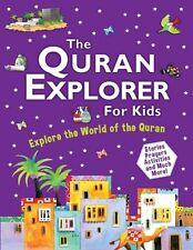 The Quran Explorer for Kids - Islamic Stories Prayers Muslim Children Books