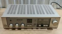 Onkyo A-22 Vintage Stereo Integrated Amplifier (1983-84) - Retro Hi-Fi