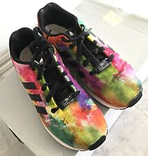 TREND baskets Multicolores Effet Tie And Dye ADIDAS Torsion T 34