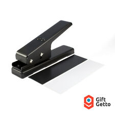 Large Professional Black Guitar Plectrum Punch Picks Maker Card Cutter Tool DIY