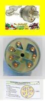 Zündschloss 3 Pos. mit Schlüssel, 6-polig  B&S-OHV Vanguard-Motor