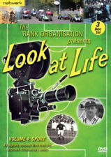 Look at Life volume four 4. Sport. 3 discs. New sealed DVD.