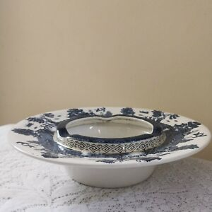 Double Phoenix NKT  Ironstone Tea Warmer / Can be an Ashtray: On Sale