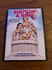 DIXIE CHICKS - SHUT UP & SING - DVD - 2007