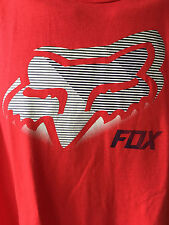 NEW FOX RACING DEALIO SHORT SLEEVE TEE T SHIRT LARGE
