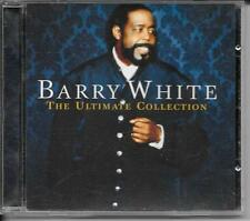 CD COMPIL 15 TITRES--BARRY WHITE--THE ULTIMATE COLLECTION
