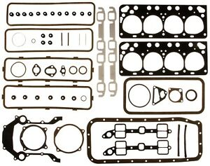 Ford 239 256 272 292 312 Y-Block Mahle Full Gasket Set Head 1954-1964