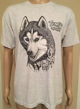 "EUC VTG ""Team Up And Win!"" Little Brownie Originals T Shirt Wolf Pack USA Made L"