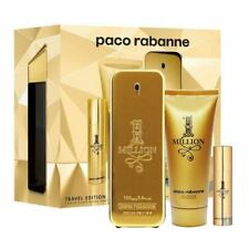 Paco Rabanne 1 Million Eau de Toilette 100ml Spray Gift Set
