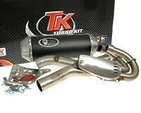 échappement Sport Turbo KIT 2-in-1 quad ATV pour yamaha yfm 660r raptor