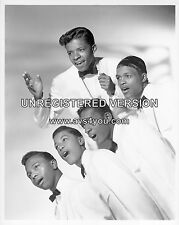 """Little Anthony and the Imperials 10"""" x 8"""" Photograph no 2"""